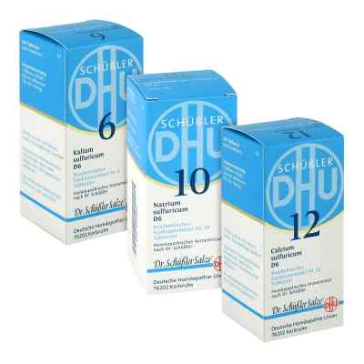DHU Balance-Kur Innere Reinigung 6-10-12  bei apotheke.at bestellen