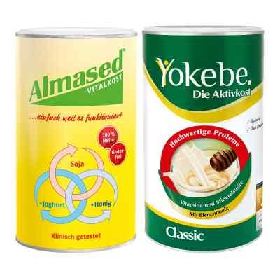 Almased Vitalkost + Yokebe Classic  bei apotheke.at bestellen