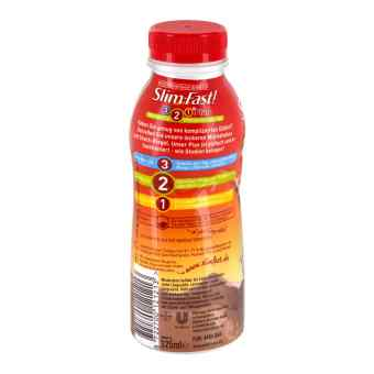 Slim Fast Fertigdrink Schokolade