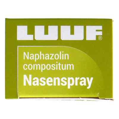 LUUF Naphazolin Compositum Nasenspray  bei apotheke.at bestellen