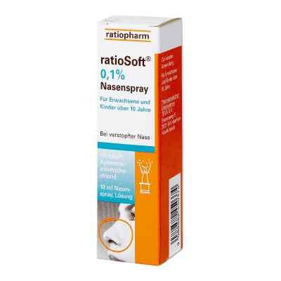 ratioSoft 0,1% Nasenspray  bei apotheke.at bestellen
