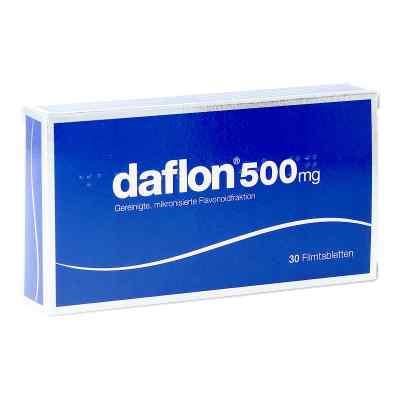 Daflon 500 mg Filmtabletten  bei apotheke.at bestellen