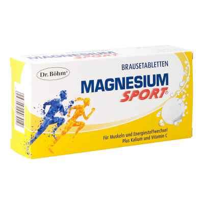 Dr. Böhm Magnesium Sport Brausetabletten  bei apotheke.at bestellen