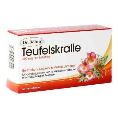 Dr. Böhm Teufelskralle 600 mg Filmtabletten  bei apotheke.at bestellen