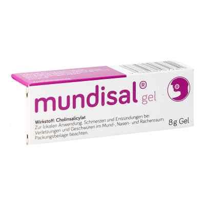 Mundisal Gel 8  von  PZN 08200023