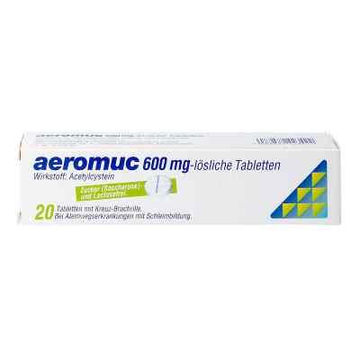 aeromuc 600 mg  bei apotheke.at bestellen