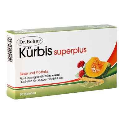 Dr. Böhm Kürbis superplus Tabletten  bei apotheke.at bestellen