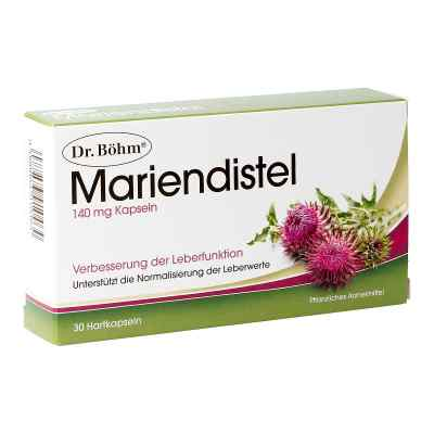 Dr. Böhm Mariendistel 140 mg Kapseln  bei apotheke.at bestellen