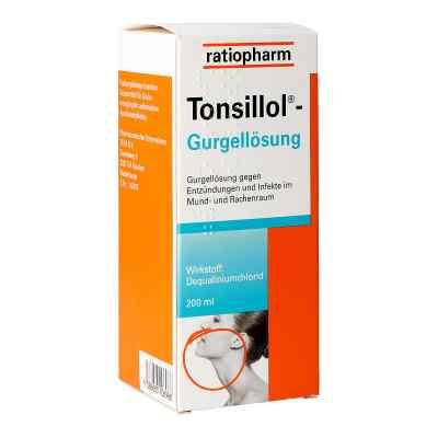 Tonsillol Gurgellösung  bei apotheke.at bestellen