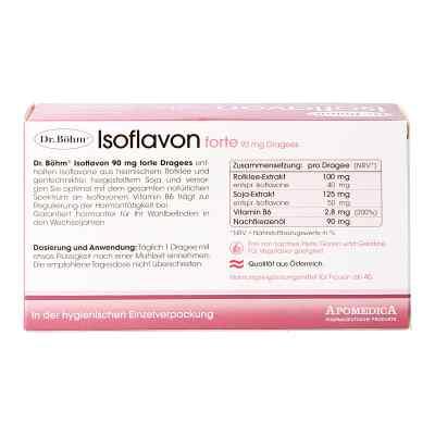 Dr. Böhm Isoflavon 90 mg forte  bei apotheke.at bestellen