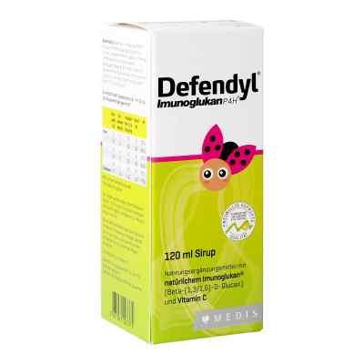 Defendyl Imunoglukan P4H Sirup  bei apotheke.at bestellen
