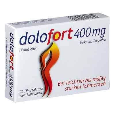dolofort 400 mg  bei apotheke.at bestellen