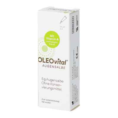 OLEOVital Augensalbe  bei apotheke.at bestellen