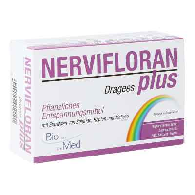 NERVIFLORAN plus Dragees  bei apotheke.at bestellen