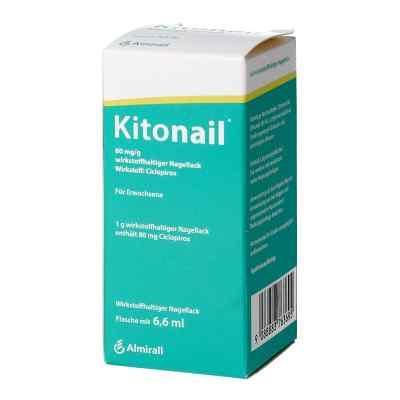 Kitonail wirkstoffhaltiger Nagellack  bei apotheke.at bestellen