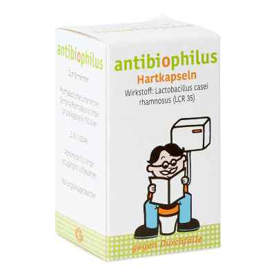 antibiophilus Kapseln  bei apotheke.at bestellen