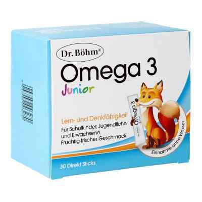 Dr. Böhm Junior Omega 3 Direkt Sticks  bei apotheke.at bestellen