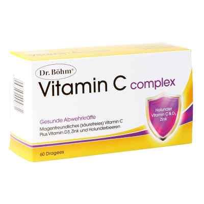 Dr. Böhm Vitamin C complex Dragees  bei apotheke.at bestellen