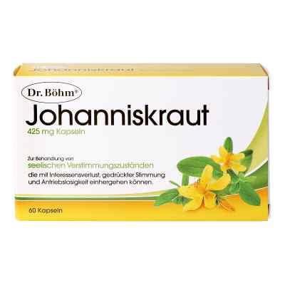 Dr. Böhm Johanniskraut 425 mg  bei apotheke.at bestellen