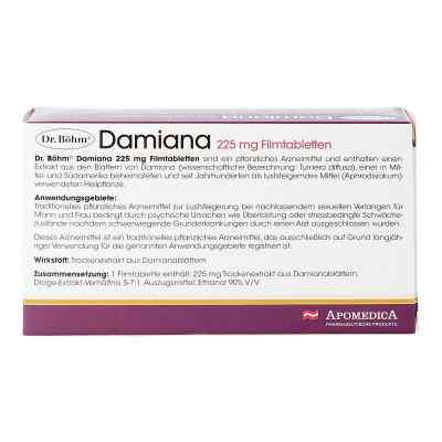 Dr. Böhm Damiana 225 mg  bei apotheke.at bestellen