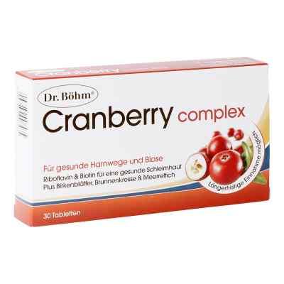 Dr. Böhm Cranberry complex  bei apotheke.at bestellen