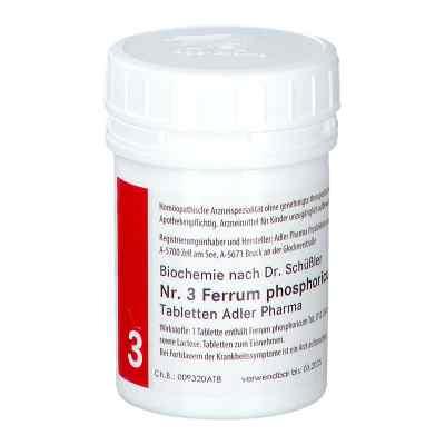 Adler Schüssler Salze Nummer 3 Ferrum phosphoricum D12  bei apotheke.at bestellen
