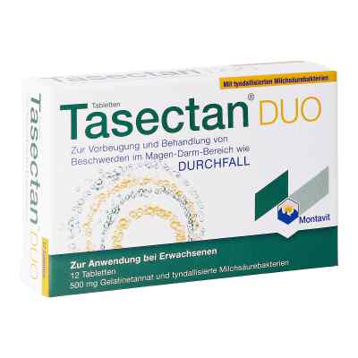 Tasectan DUO 500 mg Tabletten  bei apotheke.at bestellen
