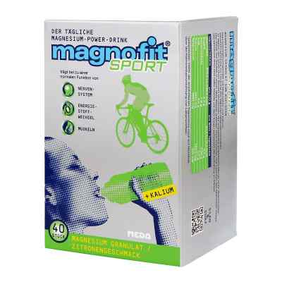 Magnofit Sport Granulat Beutel  bei apotheke.at bestellen