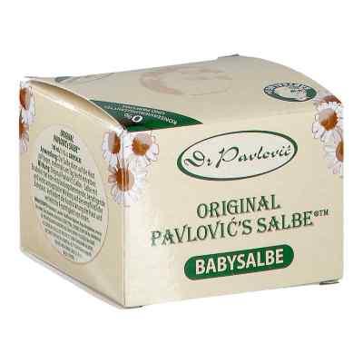 Original Pavlovic Babysalbe mit Kamille  bei apotheke.at bestellen