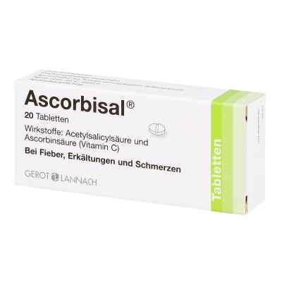 Ascorbisal Tabletten  bei apotheke.at bestellen