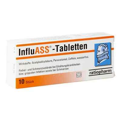 InfluASS-Tabletten  bei apotheke.at bestellen