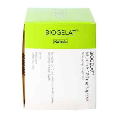 BIOGELAT® Vitamin E Kapseln 400MG  bei apotheke.at bestellen