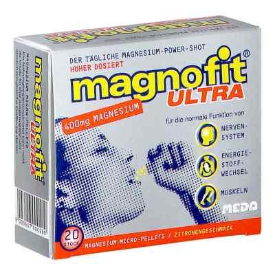 magnofit ULTRA 1,3G STICK  bei apotheke.at bestellen