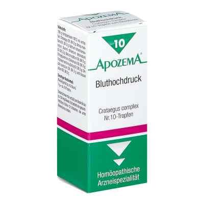 APOZEMA Bluthochdruck Tropfen Nummer 10  bei apotheke.at bestellen