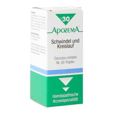 APOZEMA® Schwindel- und Kreislauf-Tropfen Nummer 30  bei apotheke.at bestellen