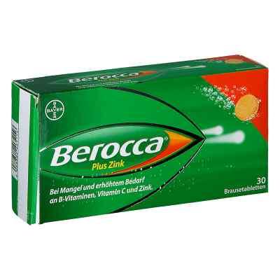 BEROCCA plus Zink Brausetabletten  bei apotheke.at bestellen