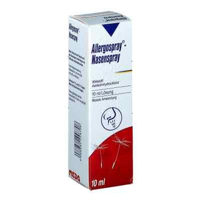 Allergospray Nasenspray  bei apotheke.at bestellen