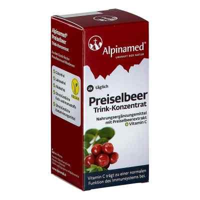 Alpinamed Preiselbeer Trink-Konzentrat  bei apotheke.at bestellen