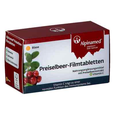 Alpinamed Preiselbeer-Filmtabletten  bei apotheke.at bestellen