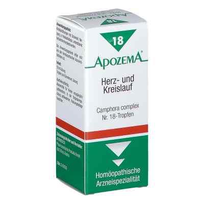 APOZEMA Herz- Kreislauf Tropfen Nummer 18  bei apotheke.at bestellen