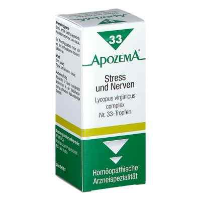 APOZEMA Stress- und Nerven-Tropfen Nummer 33  bei apotheke.at bestellen