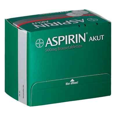 ASPIRIN Akut Brausetabletten 500MG  bei apotheke.at bestellen