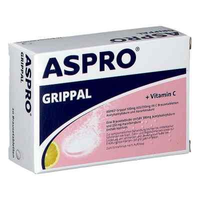 ASPRO GRIPPAL 500mg ASS + 250mg Vitamin C, Brausetabletten  bei apotheke.at bestellen