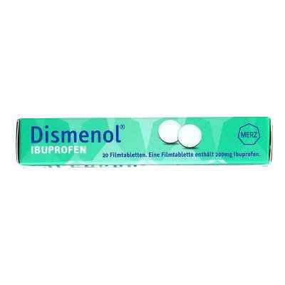Dismenol Ibuprofen 200 mg Filmtabletten  bei apotheke.at bestellen