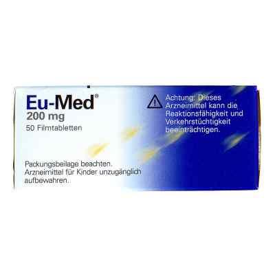 Eu-Med 200 mg Schmerztabletten  bei apotheke.at bestellen