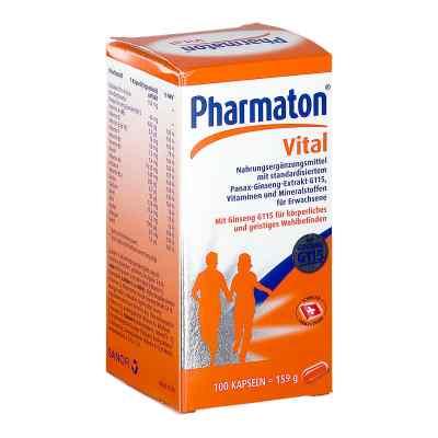 Pharmaton VITAL Kapseln  bei apotheke.at bestellen