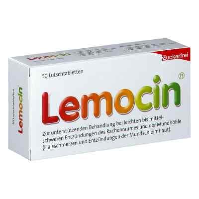 Lemocin Lutschtabletten  bei apotheke.at bestellen