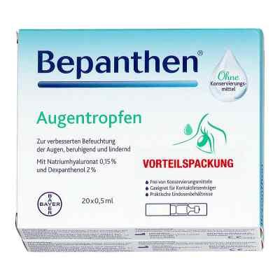 Bepanthen Einmal-Augentropfen 0,5ml  bei apotheke.at bestellen