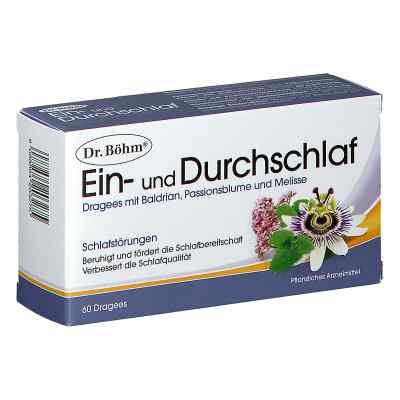Dr. Böhm Ein- und Durchschlaf Dragees  bei apotheke.at bestellen
