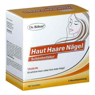 Dr. Böhm Haut Haare Nägel Schönheitskur, Tabletten  bei apotheke.at bestellen